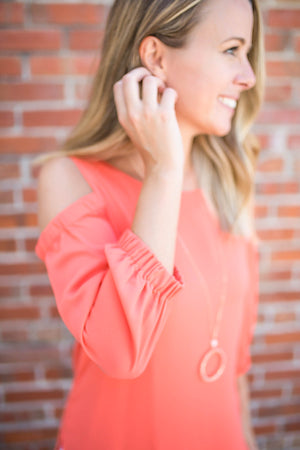When In Charleston Necklace - A Cut Above Boutique
