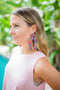 Get Squared Earrings - Multi