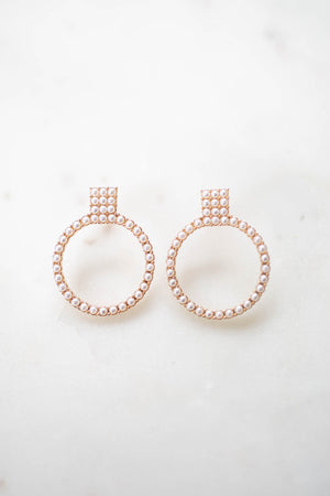 Lil' Bit Southern Pearl Earrings