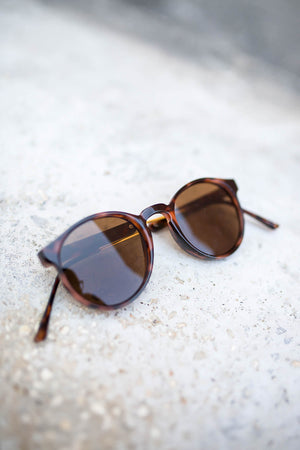 To The Max Sunglasses - Tortoise - A Cut Above Boutique