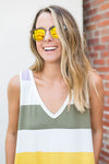 Can't Hide Sunglasses - Gradient  Lens - A Cut Above Boutique