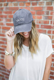 Love Tacos Baseball Hat - Charcoal - A Cut Above Boutique