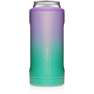 Brumate: Hopsulator Slim | Glitter Mermaid (12oz slim cans)