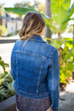Get Schooled Jean Jacket - A Cut Above Boutique