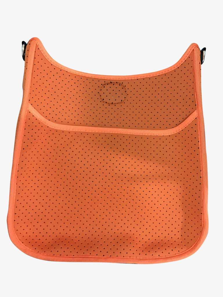 AHDORNED - Perforated Neoprene Messenger- No Strap Included