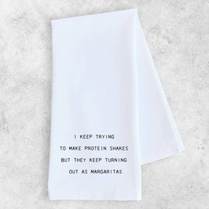 Margaritas - Tea Towel - A Cut Above Boutique