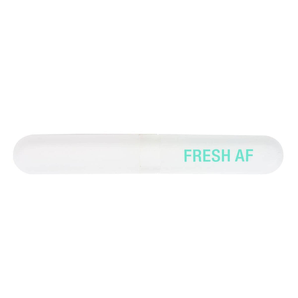 Fresh AF Toothbrush Case - A Cut Above Boutique