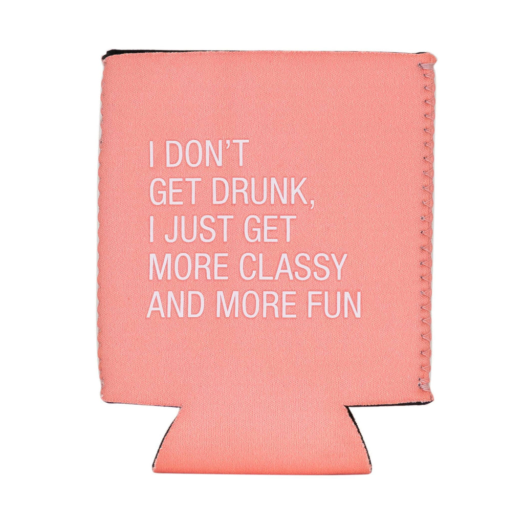 Classy and Fun Koozie - A Cut Above Boutique