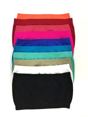 Doorbuster: Seamless Bandeau - A Cut Above Boutique