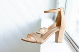 Almost There Tan Heel - A Cut Above Boutique