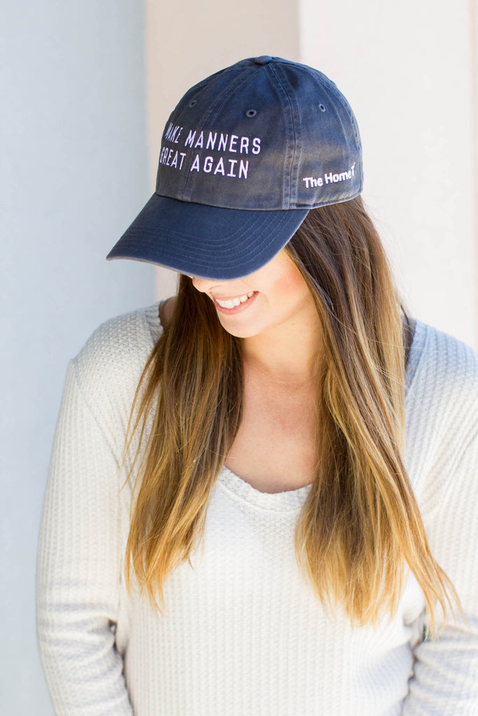 Make Manners Great Again Hat - A Cut Above Boutique
