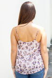 Shine On Leopard Tank - Mauve - A Cut Above Boutique