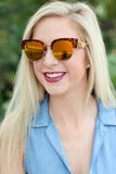 Work It Retro Glasses - Tortoise - A Cut Above Boutique