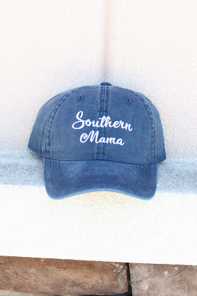 Southern Mama Baseball Hat - A Cut Above Boutique