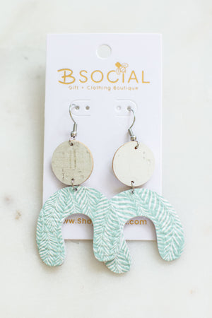 Hazel White High Rise Shorts - A Cut Above Boutique
