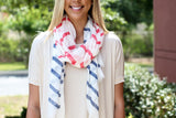 I'm Yours Scarf - Red - A Cut Above Boutique