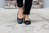 The Annabelle Flats - Black - A Cut Above Boutique