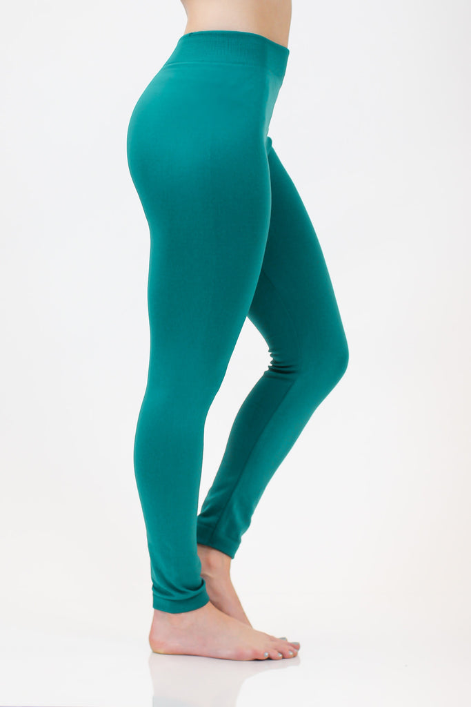 Fleece Lined Legging <br> {More colors} - A Cut Above Boutique