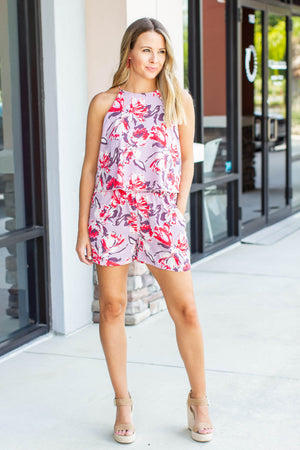Sunny Days Romper - A Cut Above Boutique