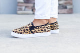 Leopard Sneaker - A Cut Above Boutique