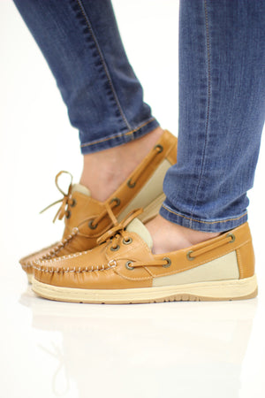 On Deck Boat Shoe - A Cut Above Boutique