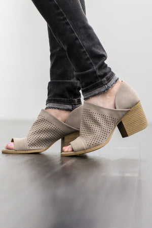 She Walks The Line Bootie - ShopACutAbove
