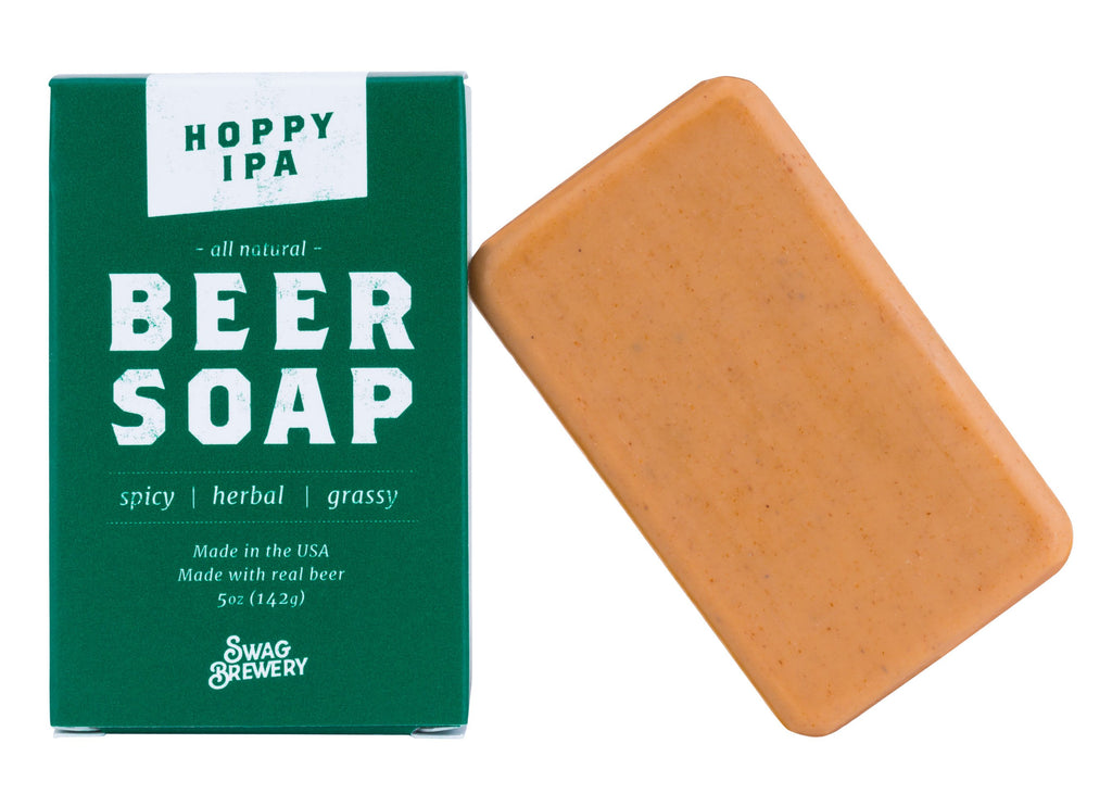 Boozy Soap: Beer - A Cut Above Boutique