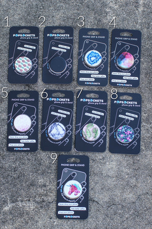 PopSockets -  (Multiple Colors) - ShopACutAbove