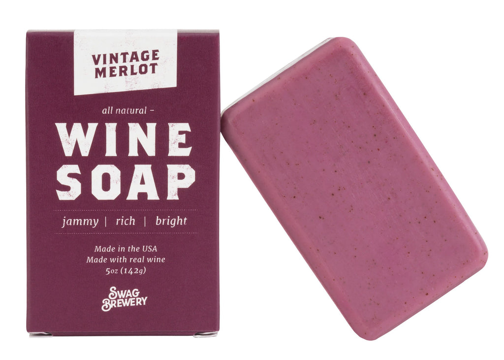 Boozy Soap: Wine - A Cut Above Boutique