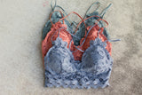 Just Enough Lace Bralette - Multiple Colors - A Cut Above Boutique