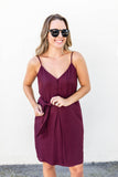 Wine And Dine Tank Dress - A Cut Above Boutique