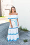 Dance Into The Night Maxi - White