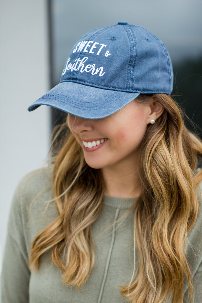 Sweet + Southern Baseball Hat