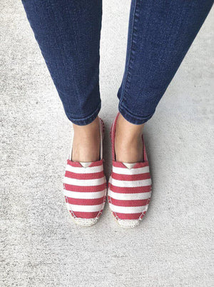 Sailor Espadrilles - ShopACutAbove