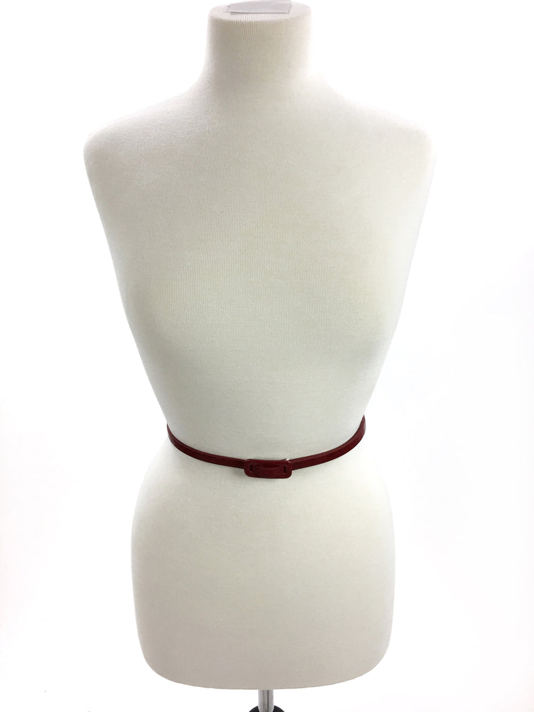 Poised + Proper Skinny Belt - A Cut Above Boutique