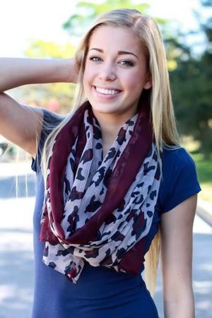 Make It Mine Scarf – Berry - ShopACutAbove