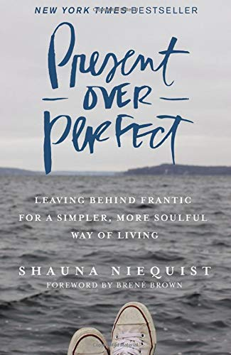 Present Over Perfect Book - A Cut Above Boutique