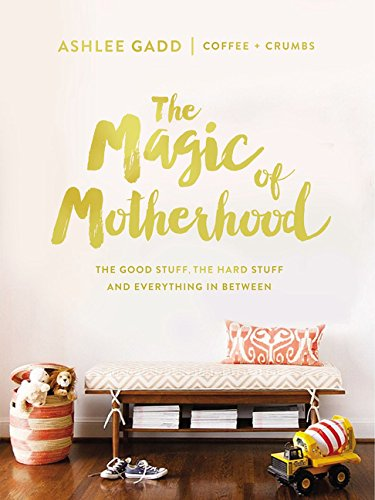 The Magic of Motherhood Book - A Cut Above Boutique