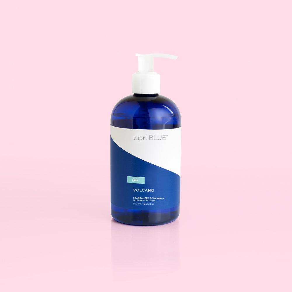 Volcano Body Wash - A Cut Above Boutique
