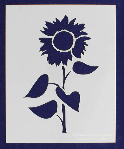 Parent Stencil SKU - Sunflower
