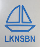 LKNSBN Car Sticker