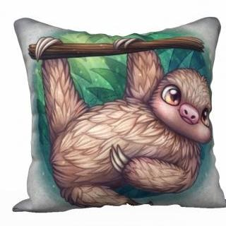 Sloth - Pillowcase