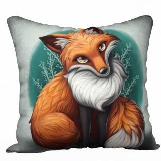 Fox - Pillowcase