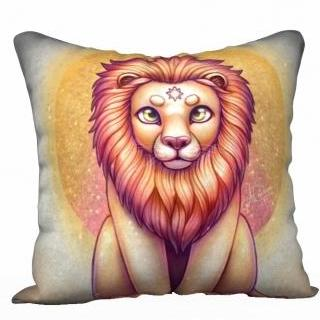 Sun Lion - Pillowcase
