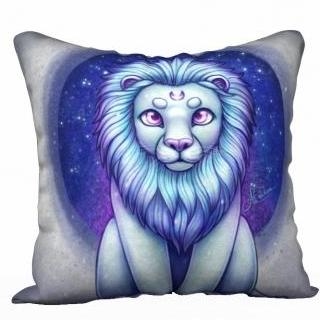 Moon Lion - Pillowcase