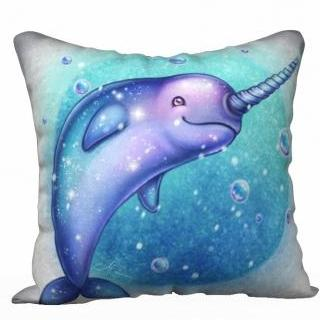 Narwhal - Pillowcase