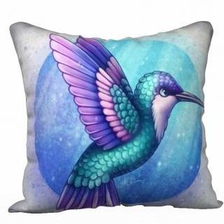 Hummingbird - Pillowcase