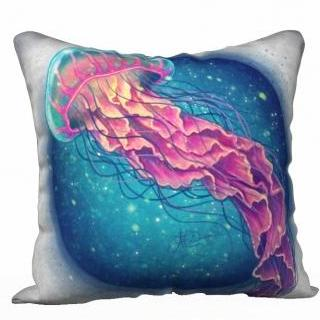 Jellyfish - Pillowcase