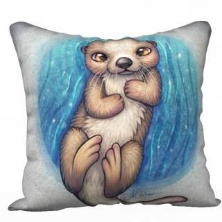 Otter - Pillowcase