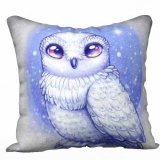 Snowy Owl - Pillowcase
